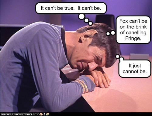 cancelled cry fox Leonard Nimoy Star Trek true - 5697177856