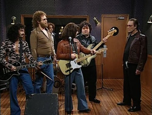 Bruce Dickinson christopher walken more cowbell Recall Walker SNL - 5697758208