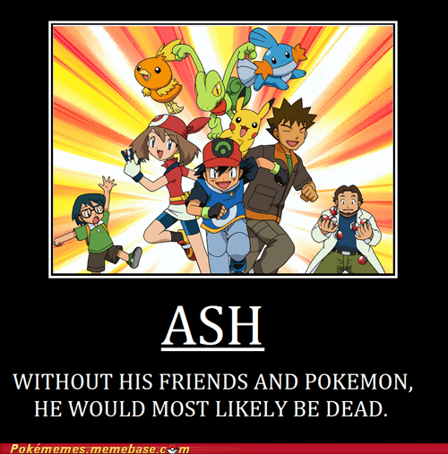 ash ash is a loser friends gary was here tv-movies wheres-misty - 5698986240