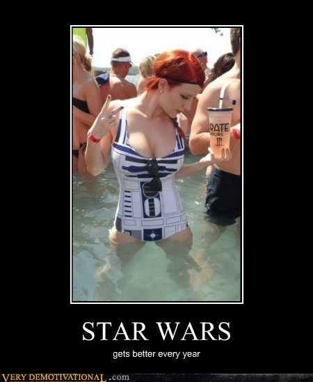 hilarious Sexy Ladies star wars swimsuit - 5699487232