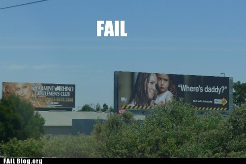 ads billboard juxtaposition wtf - 5699776256