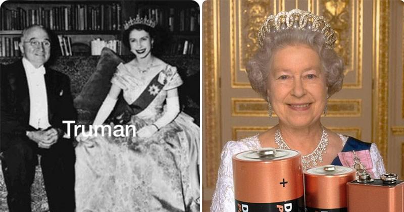 duracion de la reina