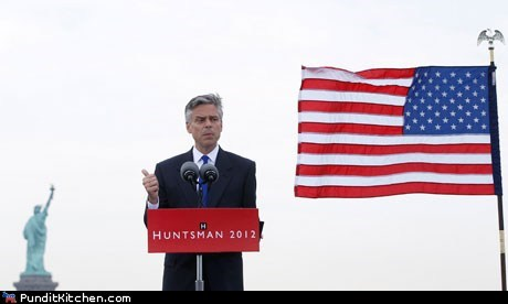 election 2012 jon huntsman political pictures Republicans - 5701062144