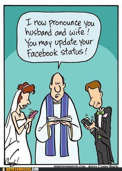 comic,facebook,marriage,texting