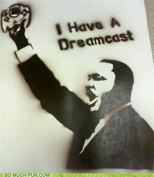 classic dreamcast Hall of Fame I have a dream martin luther king jr day martin luther king jr speech - 5701967872