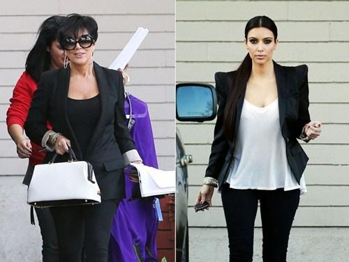 kardashian kim kardashian kris humphries kris jenner TV - 5702320128