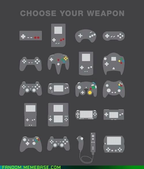 best of week,controller,fandom,video games,weapon