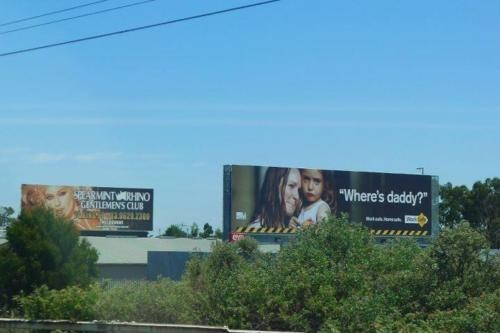 melbourne,qa,Spearmint Rhino,Troll Billboard,WorkSafe Victoria
