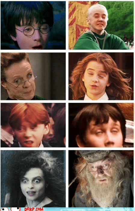 best of week,Daniel Radcliffe,dumbledore,Harry Potter,malfoy,Movies and Telederp