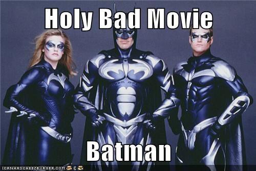 bad movie batman robin Super-Lols very wtf - 5703060992