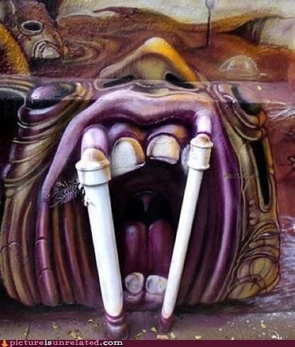 graffiti,lolrus,pipes,wtf