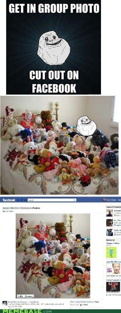 alive,animals,facebook,forever alone,Photo