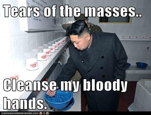 kim jong-un North Korea political pictures - 5704161536