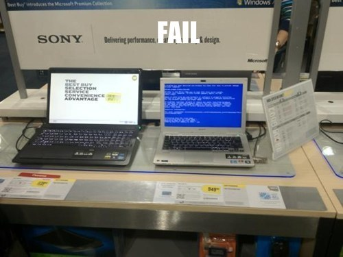 bsod,computers,Professional At Work