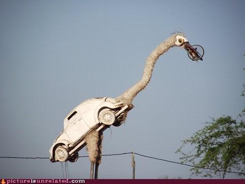 big bird,ostrich,Sesame Street,wtf