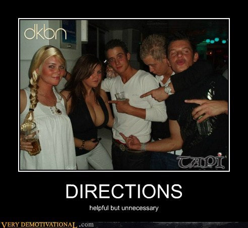 bewbs directions helpful hilarious Sexy Ladies wtf - 5705442048