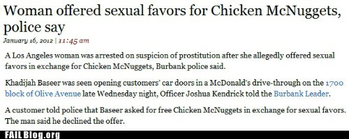 fast food,innuendo,McDonald's,Probably bad News,wtf