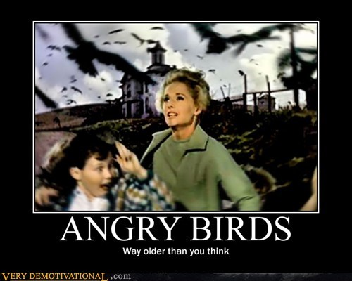 angry birds hilarious hitchcock Movie - 5705638400
