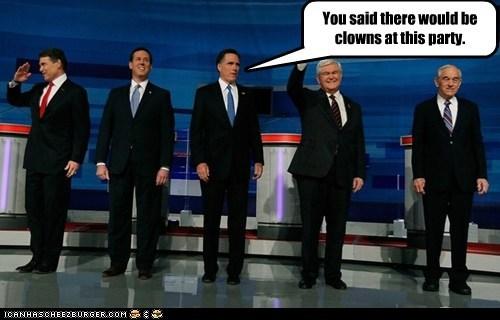 Mitt Romney newt gingrich presidential candidates presidential race Pundit Kitchen republican republican primary Rick Santorum Ron Paul - 5706044160