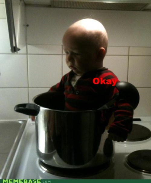 baby IRL Okay pot - 5706056704
