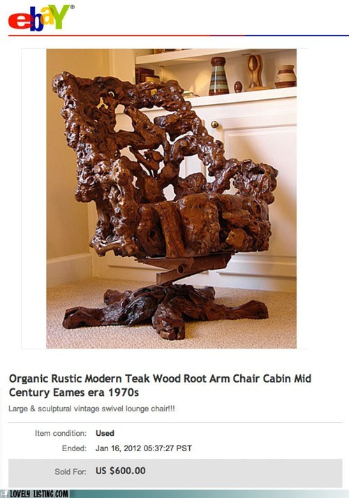 chair poo ugly wood - 5706178048