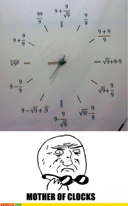clocks,hard mode,math,mother of god,telling time,the internets