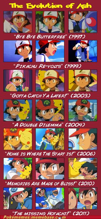 anime ash evolution TV tv-movies - 5706253312