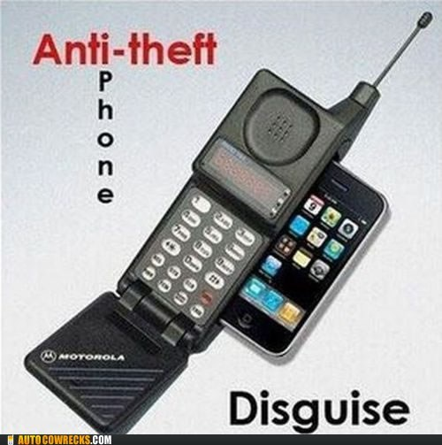 anti-theft,AutocoWrecks,case,disguise,g rated,Hall of Fame,iphone case,mobile phones,protection,security