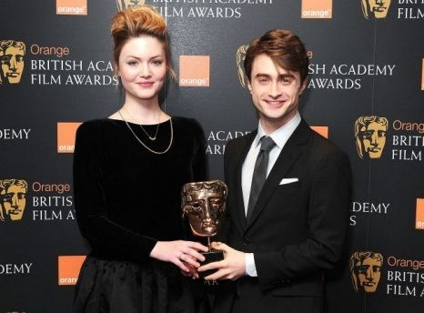 Awards,baftas,Daniel Radcliffe,holliday granger,Industry News,the artist