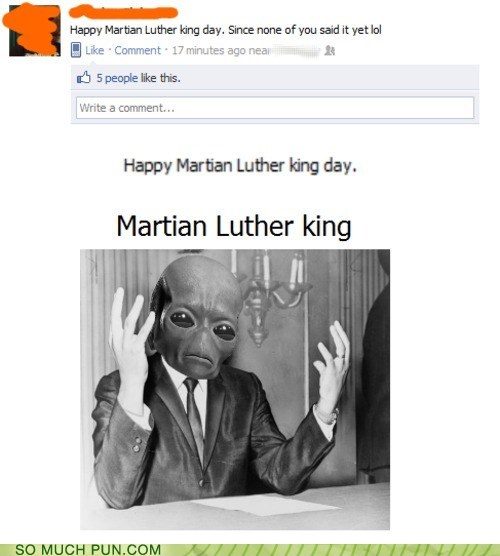 literalism martian martin martin luther king jr misspelling typo - 5707046144
