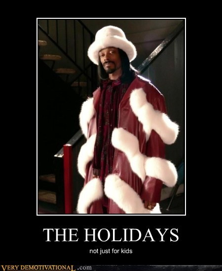 hilarious holidays outfit snoop dogg wtf - 5707176192