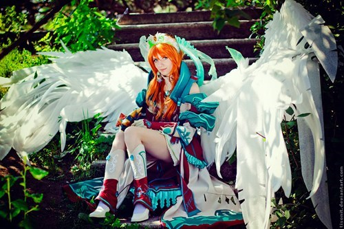 aion cosplay corner MMO video games