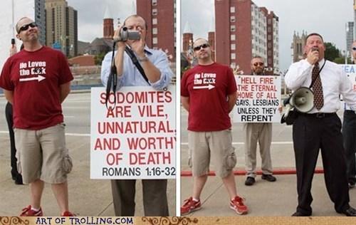 homosex,IRL,p33n,westboro baptist