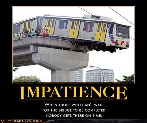 bridge hilarious train wait - 5708258048
