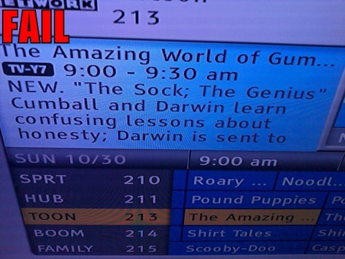spelling,television,tv guide