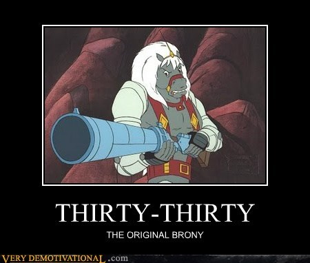 bravestarr brony Pure Awesome thirty-thirty - 5708591872