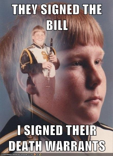 bills blackout day pass PTSD Clarinet Kid sign SOPA - 5708822784