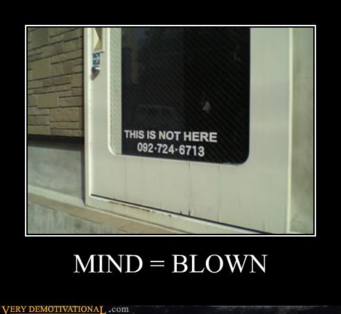 blown mind not here Terrifying wtf - 5709116928