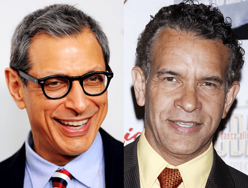 brian stokes mitchell,glee,jeff goldblum,TV