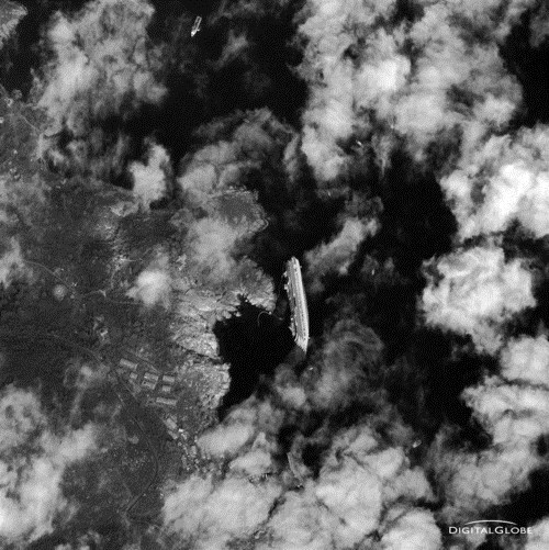 An Unlikely Story Costa Concordia Follow Up Francesco Schettino - 5709437440
