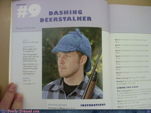 bad hats dashing deerstalker - 5709685760