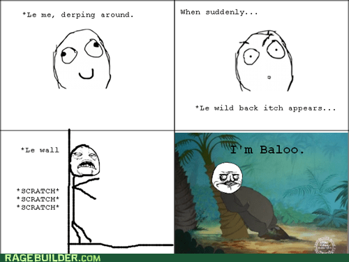 baloo me gusta Rage Comics The jungle book - 5710010368