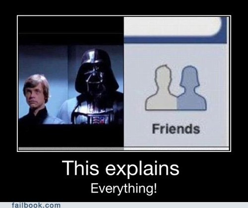 cant-unsee facebook failbook friends g rated star wars - 5710156288