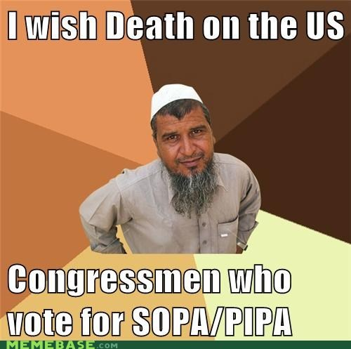 blackout day,Ordinary Muslim Man,PIPA,SOPA