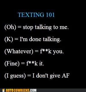 acronyms school texting 101 - 5710211072
