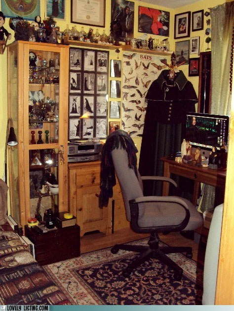 decor Harry Potter love shrine snape