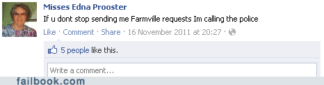annoyed Farmville requests - 5710521088