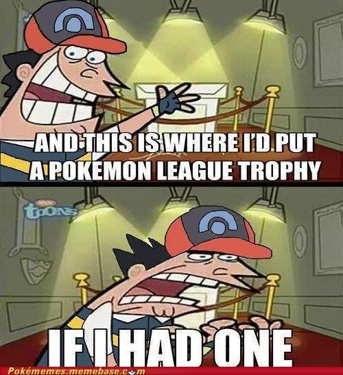 best of week crossover dinkleberg gary Memes pokemon league trophy - 5710725888