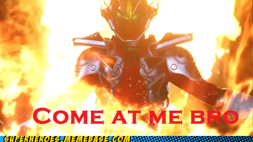 come at me heroes without borders Japan Super-Lols - 5710988288