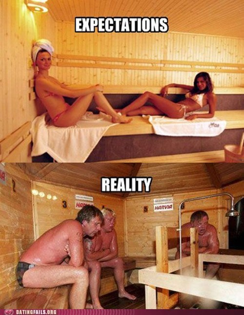 not what i was expecting saunas Schweddy Balls - 5711318272